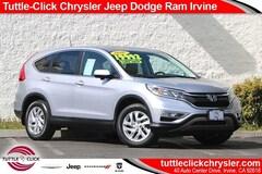 Used 2016 Honda CR-V EX SUV Irvine