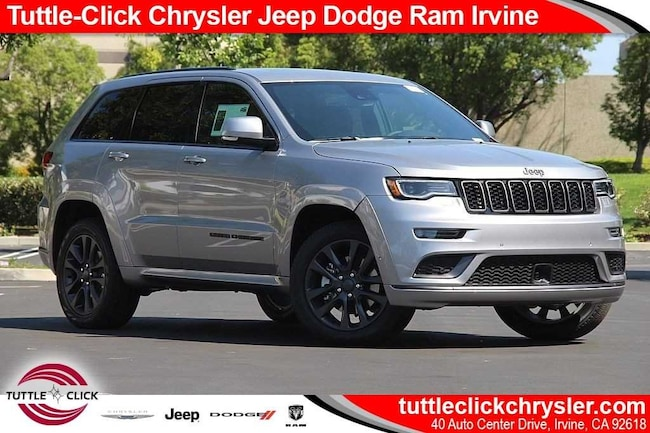 beaf9dc8fe9 New 2018 Jeep Grand Cherokee HIGH ALTITUDE 4X4 For Sale ...