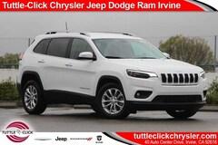 New 2019 Jeep Cherokee LATITUDE FWD Sport Utility Irvine