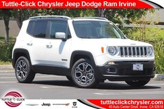 New 2018 Jeep Renegade LIMITED 4X2 Sport Utility Irvine