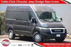 New 2019 Ram ProMaster 2500 CARGO VAN HIGH ROOF 136 WB Cargo Van Irvine