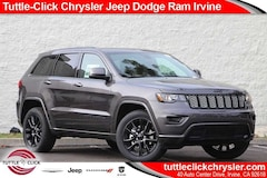 New 2019 Jeep Grand Cherokee ALTITUDE 4X2 Sport Utility Irvine