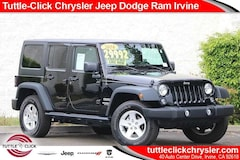 Used 2016 Jeep Wrangler JK Unlimited Sport SUV Irvine