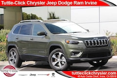 New 2019 Jeep Cherokee LIMITED 4X4 Sport Utility Irvine