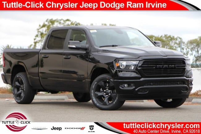 New 2019 Ram 1500 For Sale at Tuttle-Click RAM Commercial