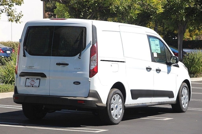 New 2019 Ford Transit Connect Cargo Van LWB For Sale at ...