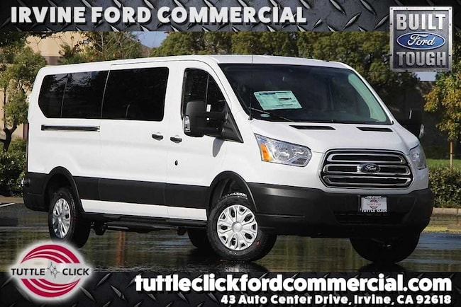 Ford 12 Passenger Van >> New 2019 Ford Transit 350 Wagon Van For Sale At Tuttle Click Ford