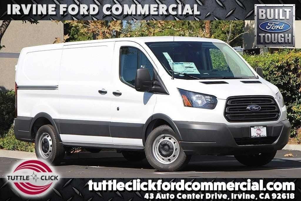 2018 Ford Transit-150 Cargo Van XL w/ Partition & Center Console Van