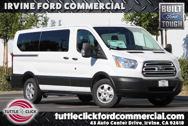 New 2019 Ford Transit-150 Wagon Van For Sale at Tuttle-Click
