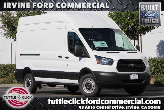 New 2019 Ford Transit-250 Cargo Van For Sale at Tuttle-Click