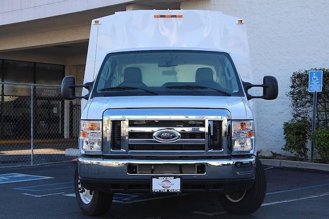 New 2018 Ford E-350 Cutaway DRW For Sale at Tuttle-Click