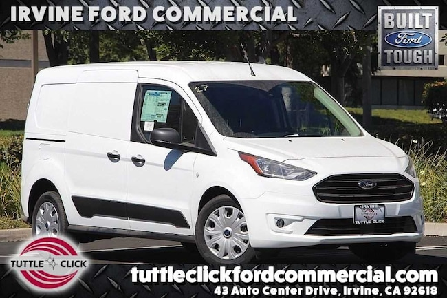 New 2019 Ford Transit Connect Cargo Van LWB For Sale at