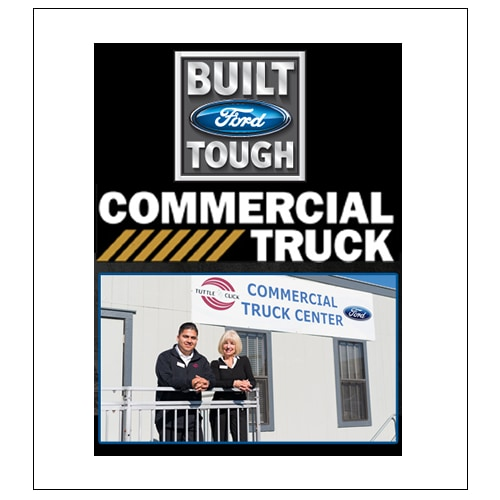 Tuttle Click Ford >> Tuttle Click Commercial Truck Centers New Dealership In