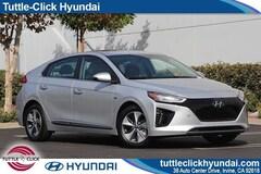 New 2019 Hyundai Ioniq EV Limited Hatchback in Irvine