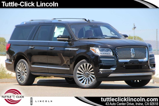 New  2019 Lincoln Navigator Reserve L SUV For sale in Irvine, CA