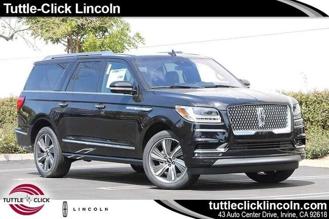 New  2019 Lincoln Navigator Reserve L SUV For sale in Irvine, CA