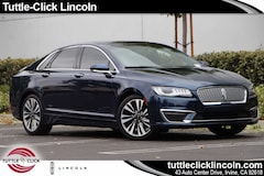 Used Vehicles for sale 2017 Lincoln MKZ Reserve Sedan in Irvine, CA