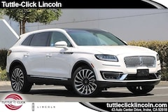 New Lincoln for sale 2019 Lincoln Nautilus Black Label Black Label AWD in Irvine, CA