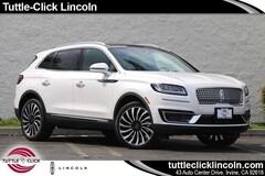 New Lincoln for sale 2019 Lincoln Nautilus Black Label Crossover in Irvine, CA