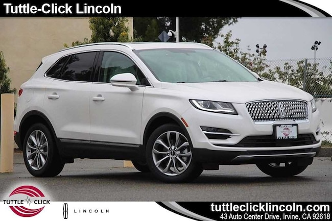New  2019 Lincoln MKC Select Crossover For sale in Irvine, CA