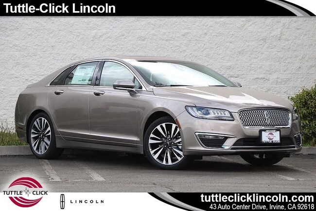New  2019 Lincoln MKZ Hybrid Reserve II Car For sale in Irvine, CA