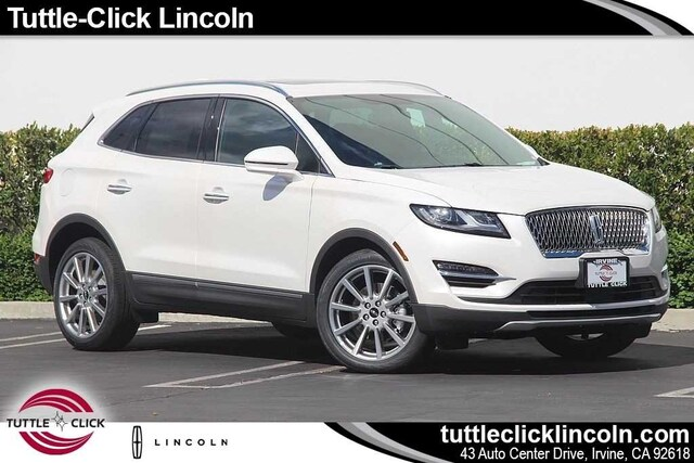 Irvine Auto Center >> New 2019 2019 Lincoln For Sale In Irvine Ca Tuttle Click