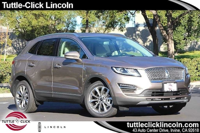 Used 2019 Lincoln MKC Select SUV in Irvine