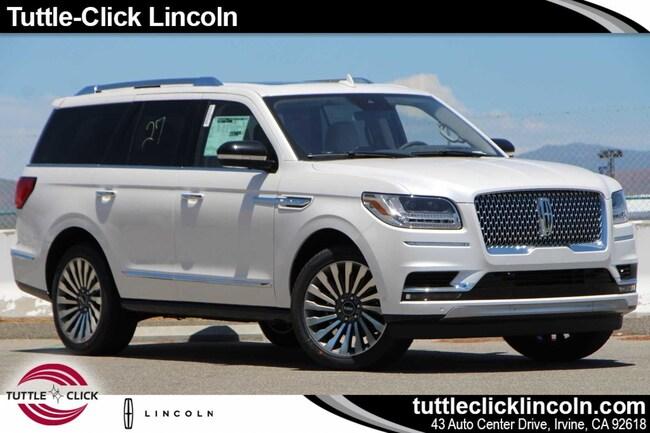 New  2019 Lincoln Navigator Reserve SUV For sale in Irvine, CA
