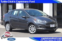 New 2018 Ford Fiesta SE Sedan in Irvine, CA