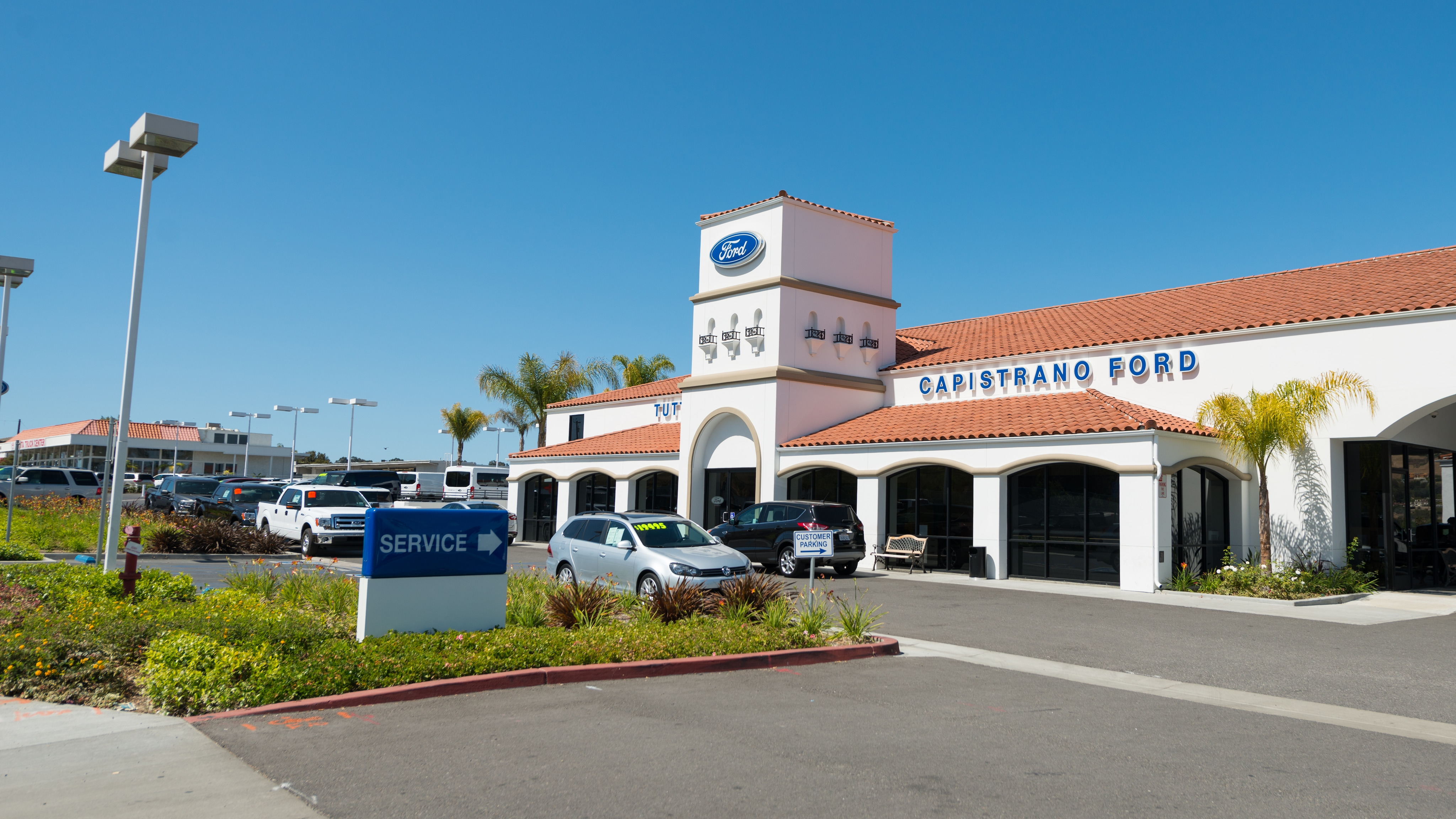 About Tuttle s Capistrano Ford