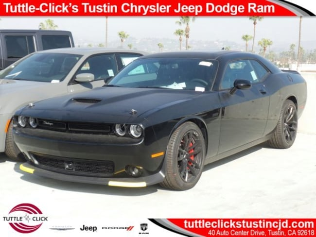 New 2018 Dodge Challenger T/A 392 Coupe Tustin