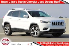 New 2019 Jeep Cherokee LIMITED FWD Sport Utility in Tustin, CA