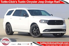 New 2018 Dodge Durango SXT PLUS RWD Sport Utility in Tustin, CA