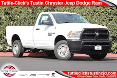 New 2018 Ram 2500 TRADESMAN REGULAR CAB 4X2 8' BOX Regular Cab in Tustin, CA