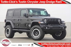 New 2018 Jeep Wrangler UNLIMITED SPORT S 4X4 Sport Utility in Tustin, CA
