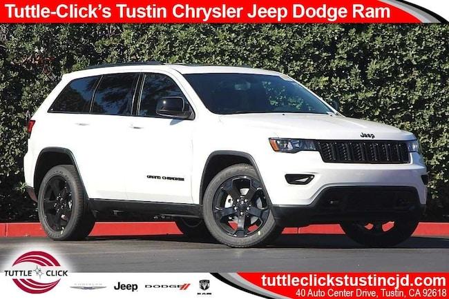 New 2019 Jeep Grand Cherokee UPLAND 4X2 Sport Utility Tustin