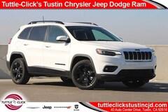 New 2019 Jeep Cherokee ALTITUDE FWD Sport Utility in Tustin, CA