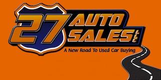 27 Auto Sales