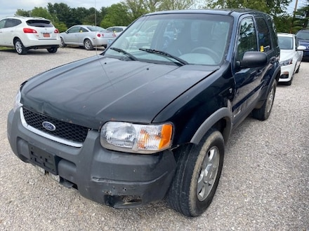 2001 Ford Escape XLT SUV