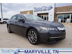 Pre-Owned Acura TLX For Sale Near Knoxville