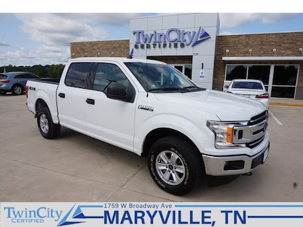 2019 Ford F-150 XLT 4WD 5.5ft Box Truck SuperCrew Cab