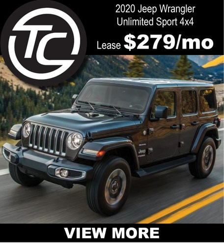 2020 Wrangler Unlimited Sport