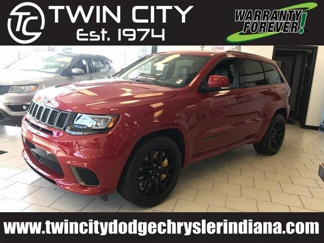 2018 Jeep Grand Cherokee TRACKHAWK 4X4 Sport Utility Lafayette IN