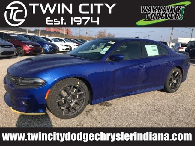 2019 Dodge Charger R/T RWD Sedan Lafayette IN