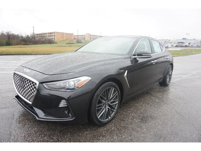 New 2019 Genesis G70 For Sale In Alcoa Tn Vin Kmtg34laxku012302