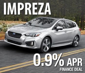 2019 Subaru Impreza  Finance  Deal