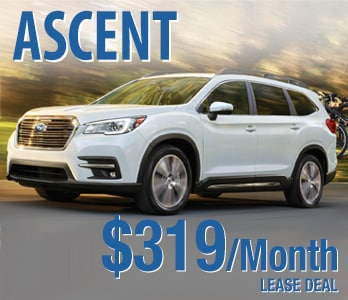 2020 Subaru Ascent Lease  Deal