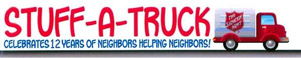 Stuff a Truck 2013 Vermont Logo