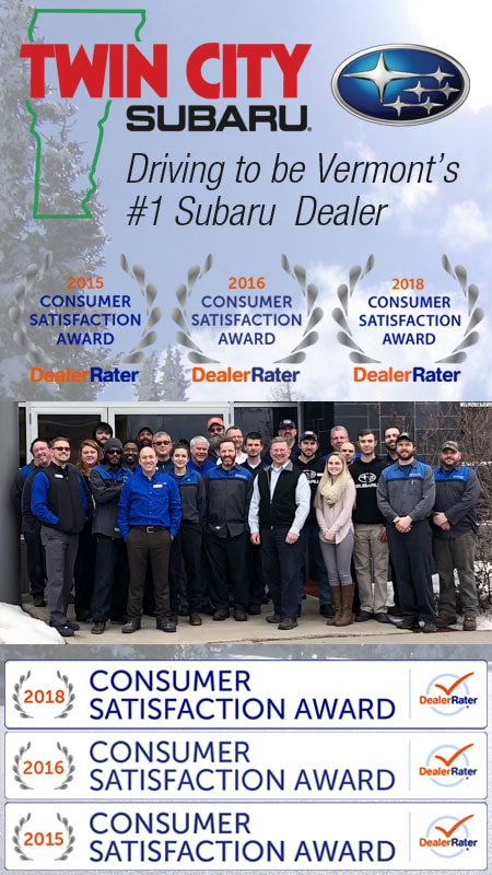 Twin City Subaru DealerRater