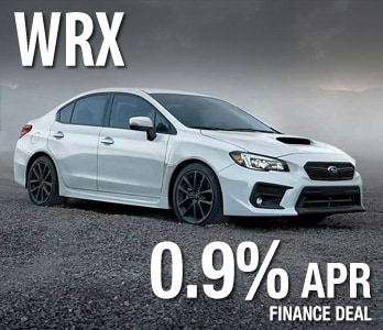 2020 Subaru WRX Finance Deal